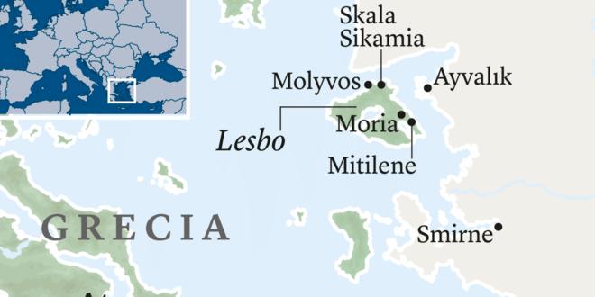 Ayvalık e Mitilene, due facce dello stesso mare
