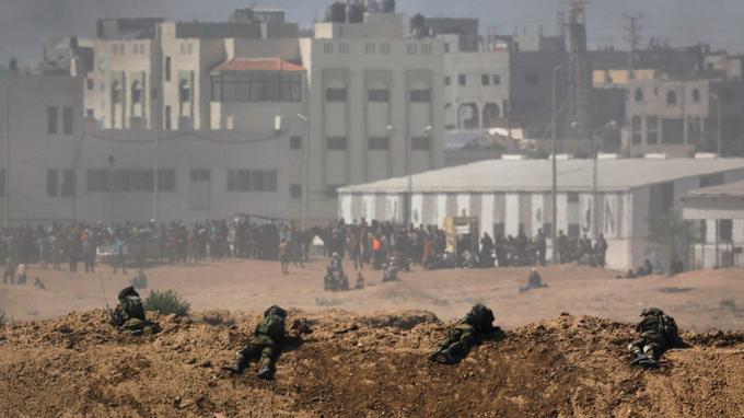 Gaza : la mobilisation contre Israël en net repli