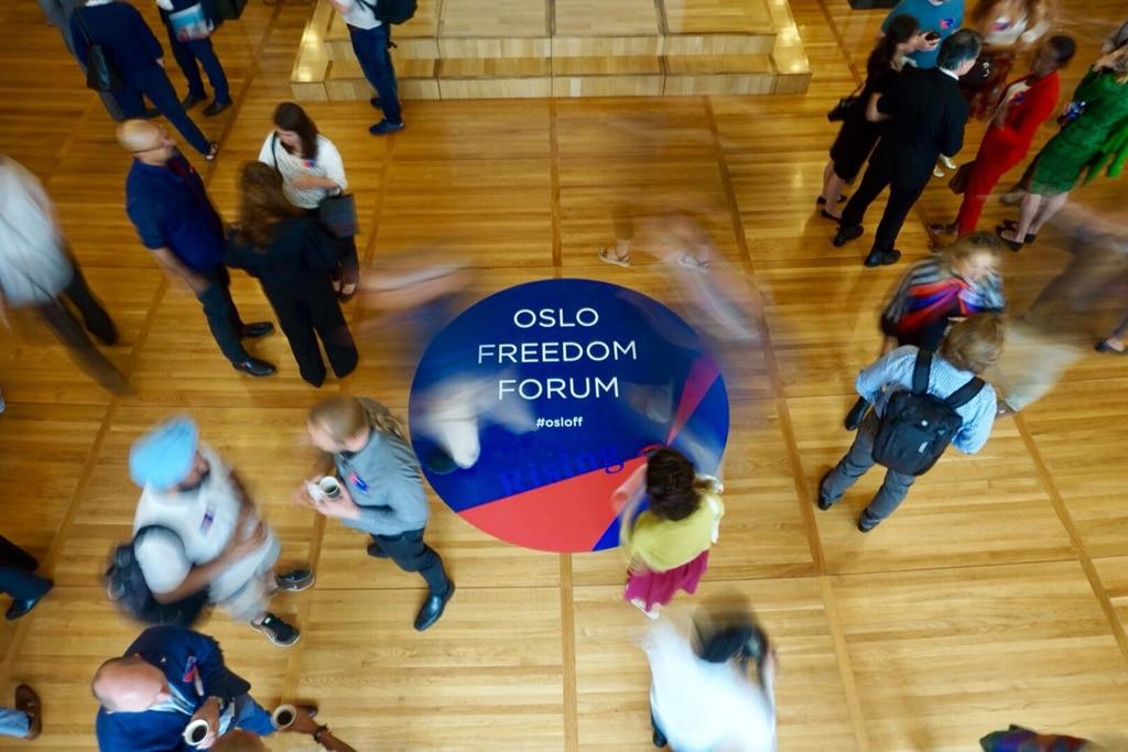 Le ambiguità del forum di Oslo per i diritti umani