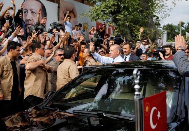 Los retos de la nueva superPresidencia de Erdogan