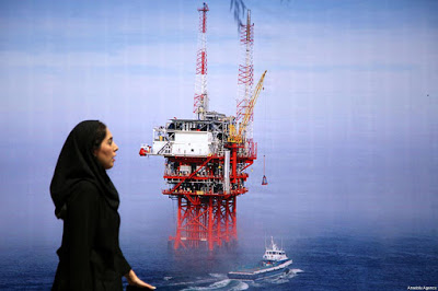 Irán amenaza con bloquear exportaciones de petróleo si Estados Unidos bloquea sus ventas
