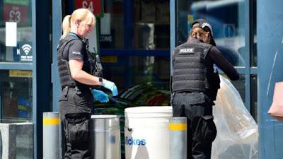 Acid attack on three-year-old boy: Three men arrested