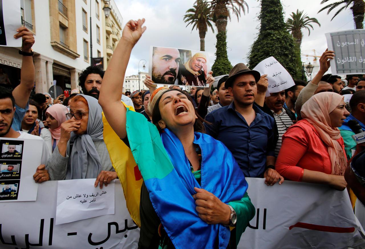 Au Maroc, le long calvaire du Rif et de ses militants condamnés