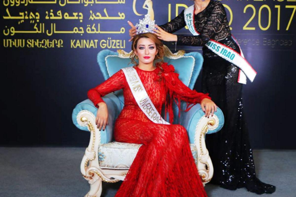 Miss Iraq, una falsa profeta de paz y coexistencia