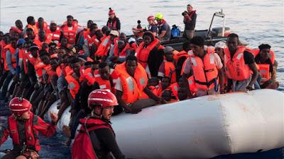 Más de 600 inmigrantes han muerto en el Mediterráneo en el último mes
