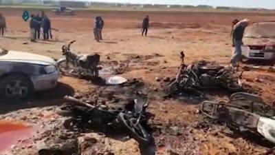 El último zarpazo del Estado Islámico en Siria deja más de 100 muertos