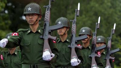 Birmanie: l'armée accusée d'avoir exécuté deux civils de l'ethnie kachin