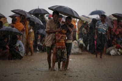 Rohingyas: sin esperanzas en el primer aniversario de su éxodo masivo
