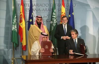 España vendió 361 millones en armas a la coalición militar que interviene en Yemen