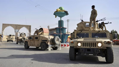 'We won't survive': Residents speak of ongoing battle in Ghazni