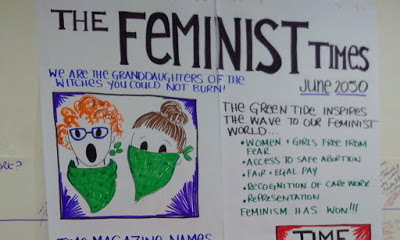 Visions of a feminist future