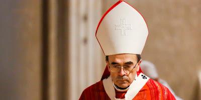 Pédophilie: un prêtre lance une pétition pour la démission du cardinal Barbarin