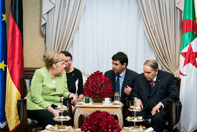 Germany, Algeria Seek Ways to Speed Up Deportations