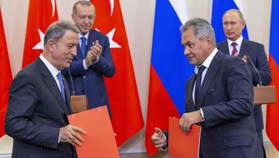 Syrie: une zone démilitarisée sous contrôle de la Russie et de la Turquie à Idleb