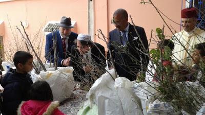 Muslim-Jewish goodwill blossoms in Morocco