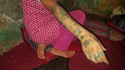 Khadija: la joven marroquí violada y tatuada brutalmente por dos meses en Marruecos