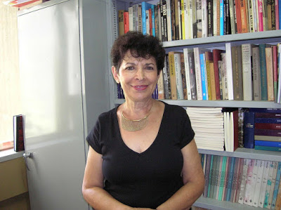 Dina Porat, Netanyahu's secret agent in his war on the 'new anti-Semitism'