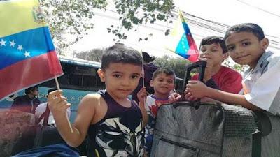 Migrantes venezolanos son obligados a firmar solicitud de refugio en zonas fronterizas