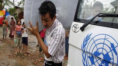 Unos 600 camiones serán enviados a Siria con ayuda humanitaria