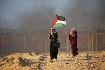 Ejército de Israel asesina a palestino en protestas en Gaza