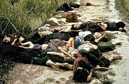Americans Honour And Idolise Those Who Participated In U.S. Crimes Against Humanity