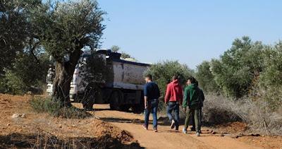 Les palestiniens déterminés à récupérer leurs terres malgré les menaces israéliennes