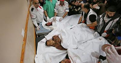 10 Palestiniens assassinés à Gaza depuis vendredi, dont 3 enfants cette nuit