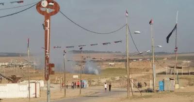 Un drone israélien prend pour cible un groupe de jeunes Palestiniens dans le nord de Gaza