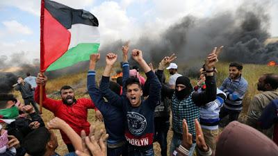 "GAZA. ""Israele spara indistintamente, ma noi non abbiamo paura"""