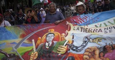 México: matan a ambientalista por oponerse al nuevo aeropuerto