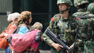 """Re-educating"" the Uighurs"