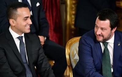 L' Italia e l'ipocrisia al governo