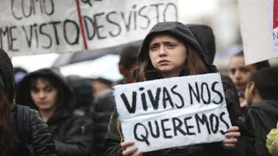 Informe: Cada 32 horas se comete un femicidio en Argentina