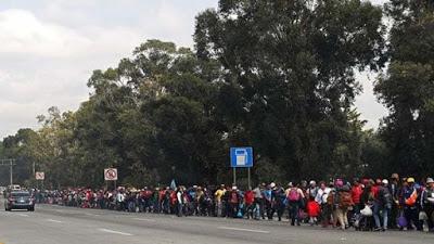 México niega acuerdo con EE.UU. sobre asilo a migrantes