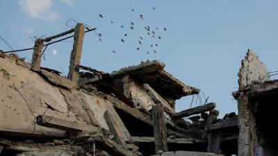 Coalición estadounidense ataca con fósforo blanco y deja muertos en Siria