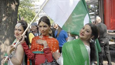 Pakistan's Hijra hold their heads high