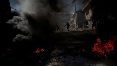 Presidente haitiano llama a diálogo tras intensas protestas