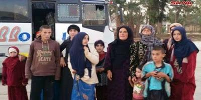 Ejército sirio libera 19 secuestrados por el Daesh