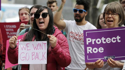 American women's right to choose is in danger