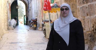 La fidèle Zeina Amr: Israël exploite toute chose pour judaïser Jérusalem occupée