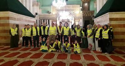 «Marchons vers la mosquée» : une initiative de jeunes pour prier à la mosquée Ibrahimi