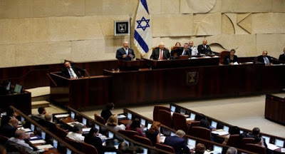 Bill to expel families of accused Palestinian attackers passes first Knesset reading