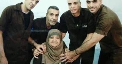 Démolition de la maison de Umm Nasser Hmaid dans le camp de réfugiés al-Am'ari, à Ramallah