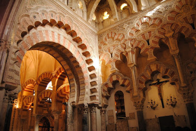 Thank you to Haaretz's David B. Green for forcing me to research the Arabs in Andalusia