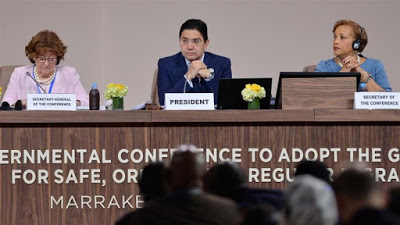 Morocco's migrants treatment under spotlight after UN conference