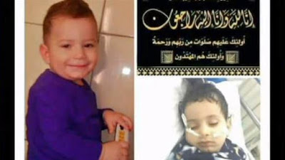 Lebanon: Palestinian boy, 3, dies after 'hospitals refuse care'