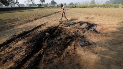 Outrage over Indian police officer's killing by 'cow vigilantes'