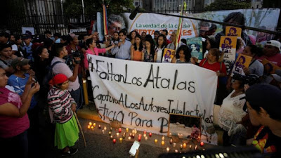 Attacks on indigenous rights defenders should not be ignored