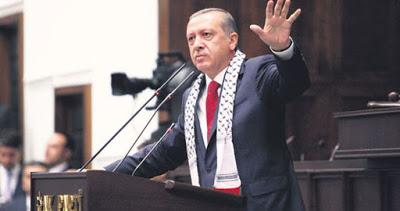 Erdogan: l'occupation commet une génocide culturel contre le peuple palestinien