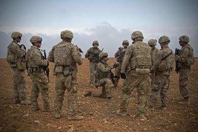 Syrie : « L'Etat islamique se nourrira du chaos et du vide politique causé par un retrait » des Etats-Unis